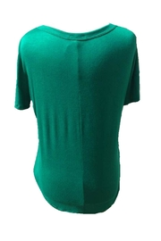 Trend:notes Shamrock Twinsies Tee - Front full body