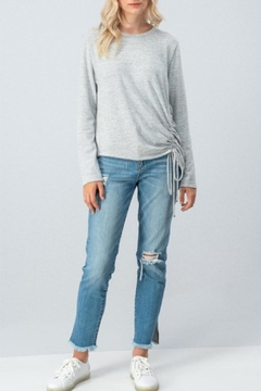 Trend:notes Side Tie Top - Product List Image
