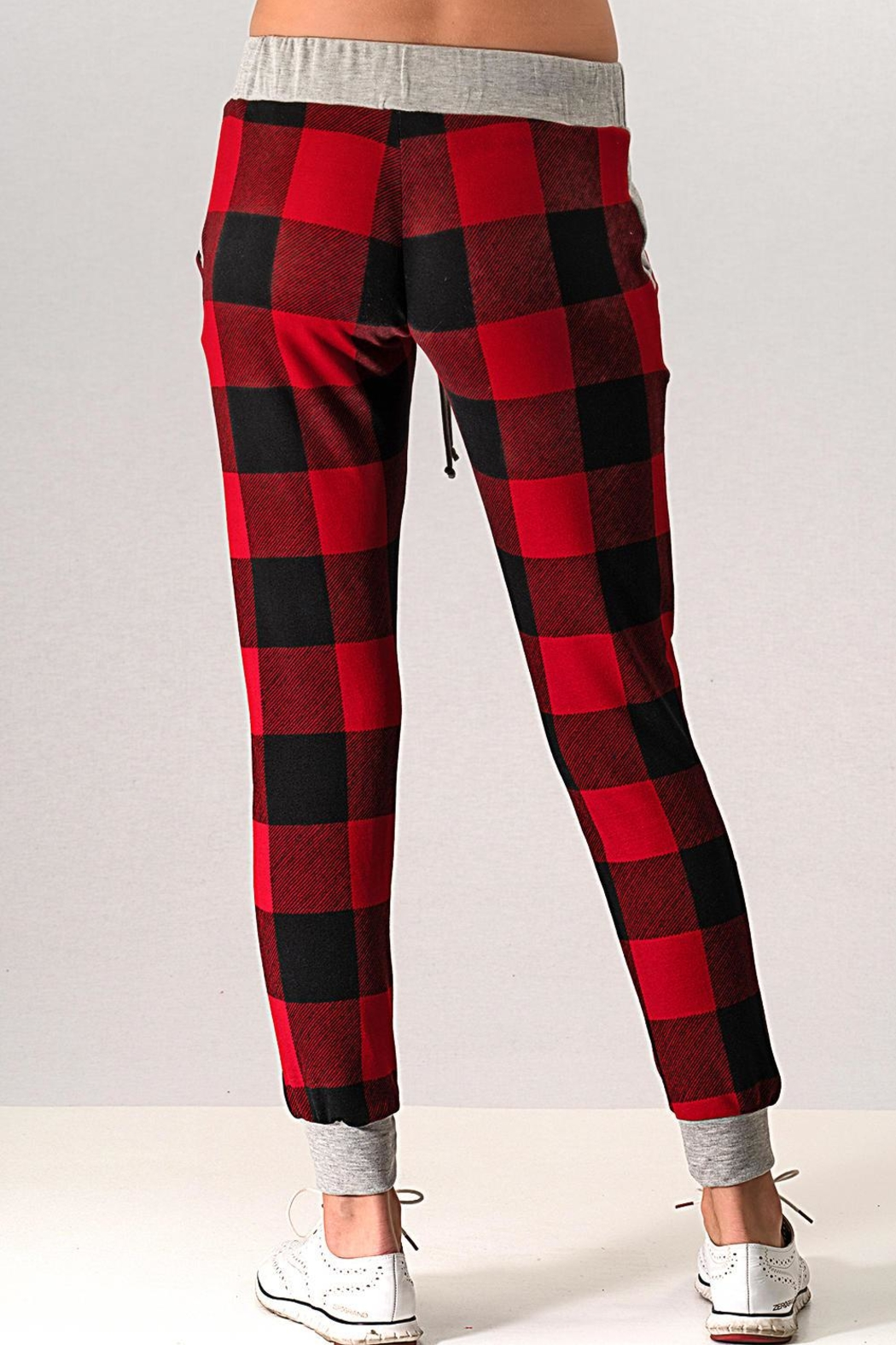Trend:notes Sweater Lounge Pants - Side Cropped Image