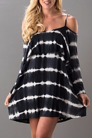 Trend:notes Cold Tie Dye Dress - Product Mini Image