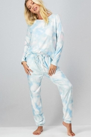 Trend:notes Tied Dye Jogger Set - Front full body