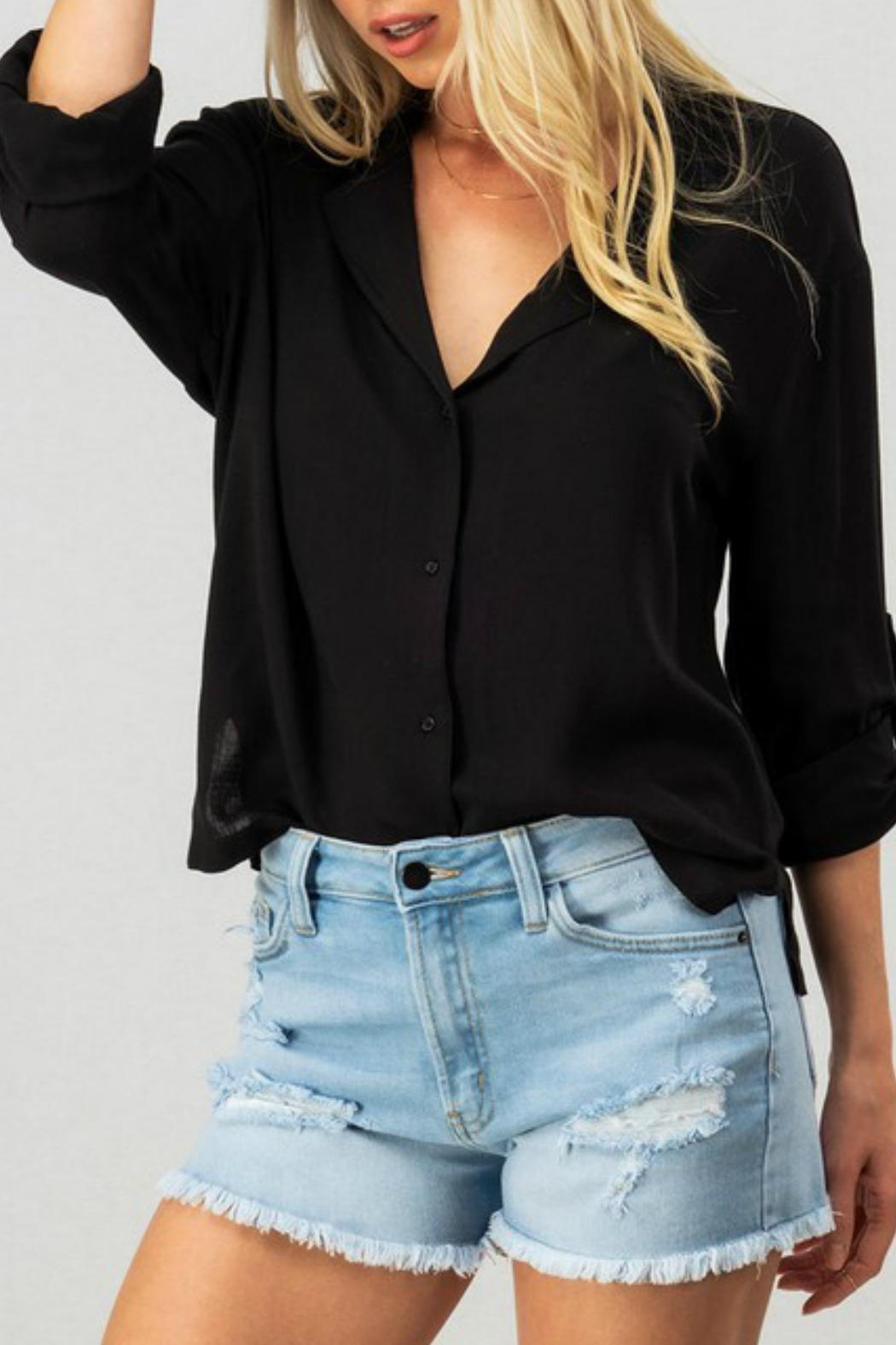 Trend:notes Val Button Down - Main Image