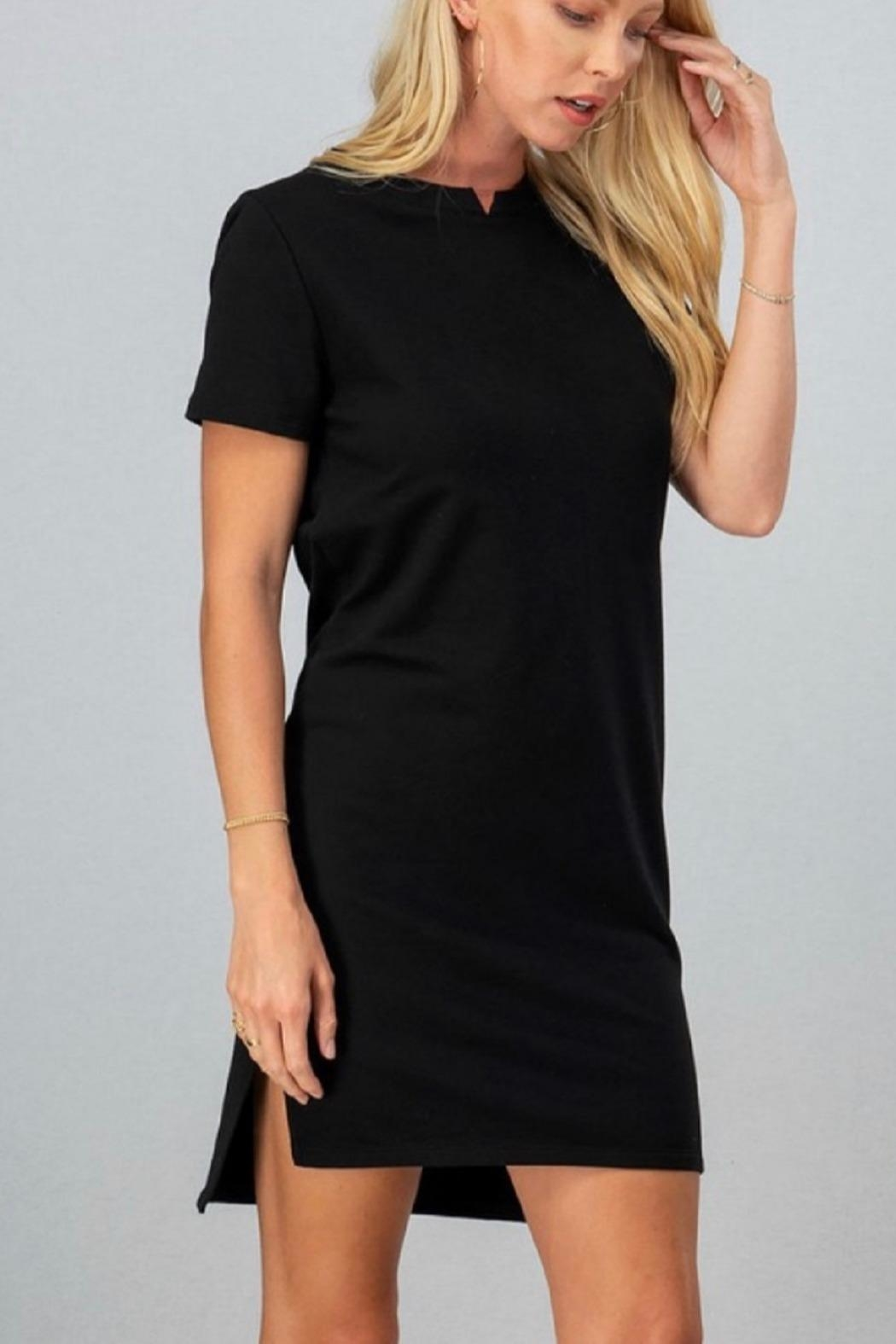 trend notes Casual Tee Dress - Main Image