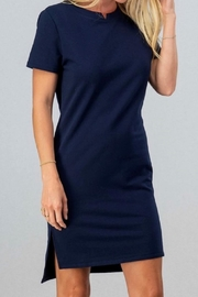 trend notes Casual Tee Dress - Front cropped
