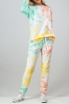 trend notes Lala Loungewear Set - Product List Image