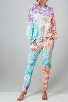trend notes Maria Loungewear Set - Product List Image
