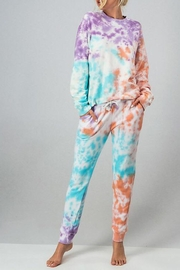 trend notes Maria Tie-Dye Loungewear - Product Mini Image