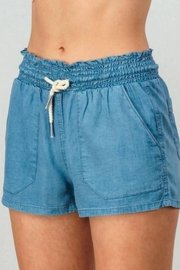trend notes Rope Tencel Short - Product Mini Image