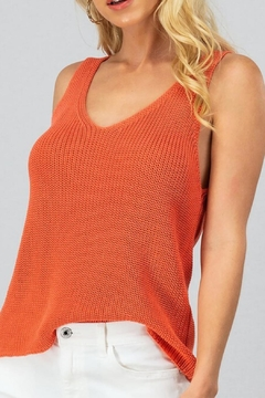 Shoptiques Product: Summer Sweater Tank