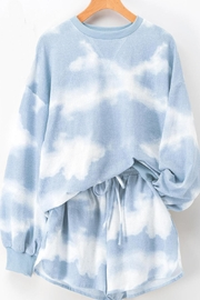 trend notes Tie-Dye Lounge Wear Set - Product Mini Image