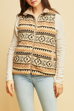 Entro  Trending In Tribal vest - Product List Image