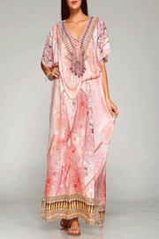 Trendology Luna Maxi Dress - Product Mini Image