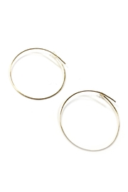 Lets Accessorize Trendy Endless Hoops - Product Mini Image