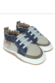 Robeez Trendy Trainer Arthur Soft Soles - Front cropped