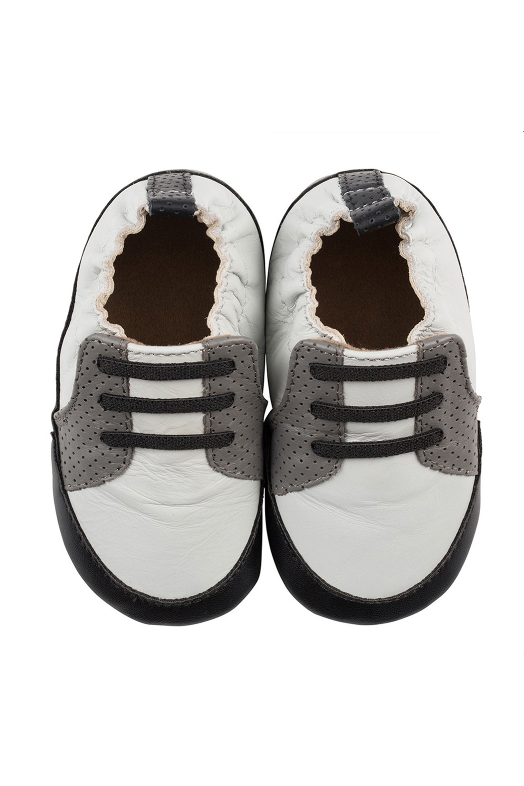 Robeez Trendy Trainer Soft Soles - Side Cropped Image