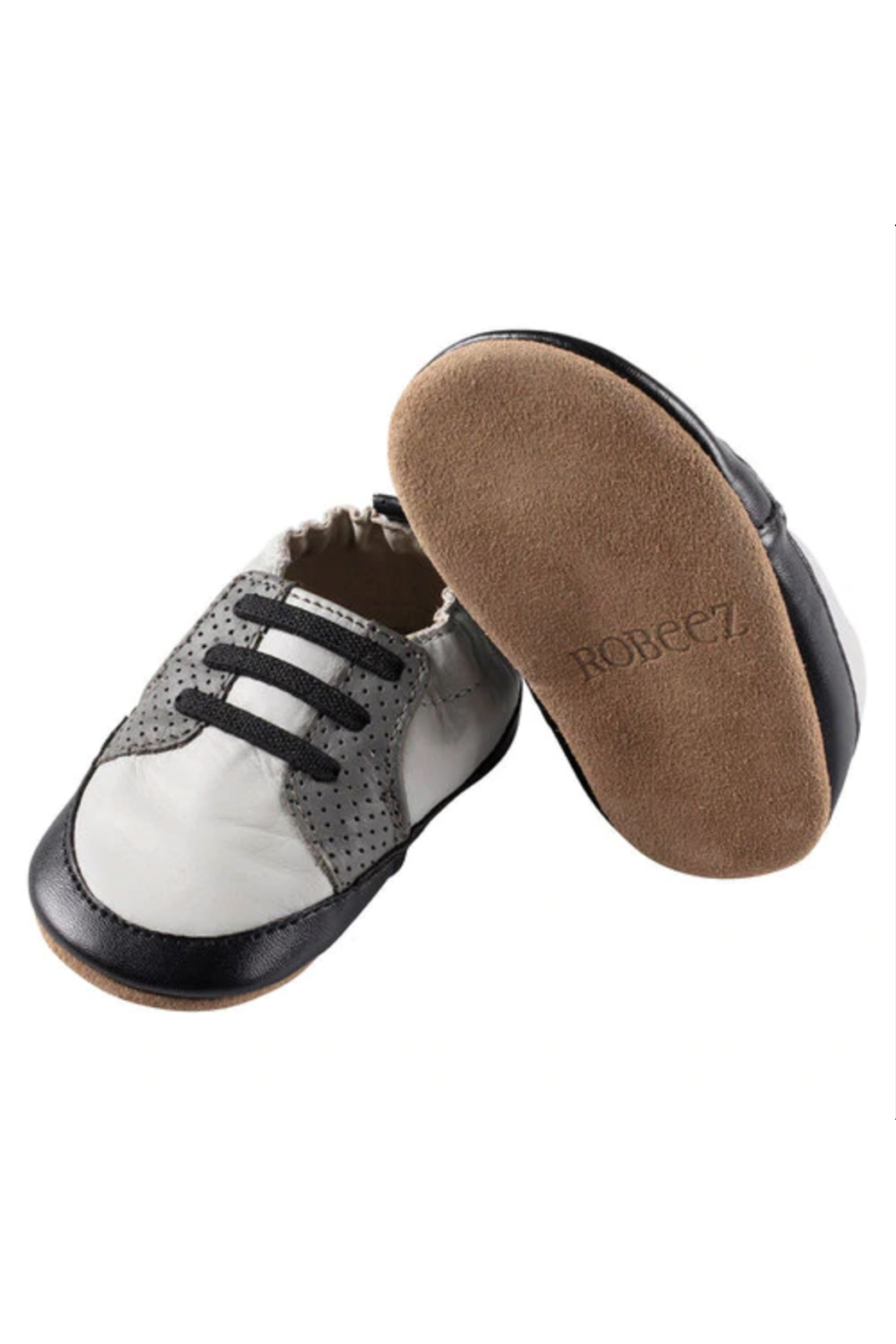 Robeez Trendy Trainer Soft Soles - Front Full Image