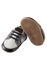 Robeez Trendy Trainer Soft Soles - Front full body