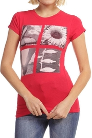 trendy u Love Graphic Tee - Product Mini Image