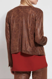 Lysse Trent Jacket - Front full body