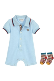 Paul Smith Junior Trenton Shortie Gift-Set - Front cropped