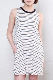 Tres Bien Josephine Striped Dress - Product Mini Image