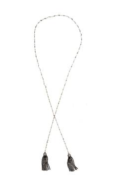 Tresca Italia Natural Pearl Necklace - Product List Image