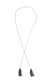 Tresca Italia Natural Pearl Necklace - Product Mini Image