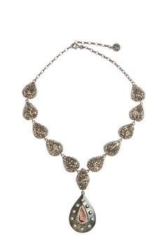 Shoptiques Product: Ruby Crystal Necklace