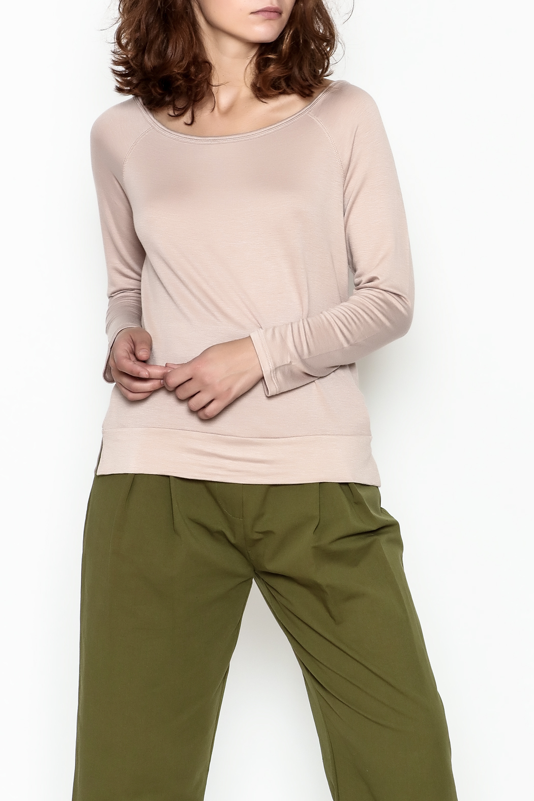 Tresics Long Sleeve Top - Main Image