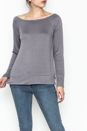 Tresics Long Sleeve Top - Front cropped