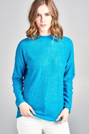 Tresics Mock Neck Sweater - Product Mini Image