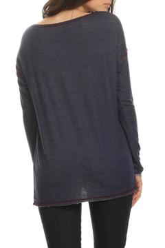Shoptiques Product: Relaxed Pocket Tee