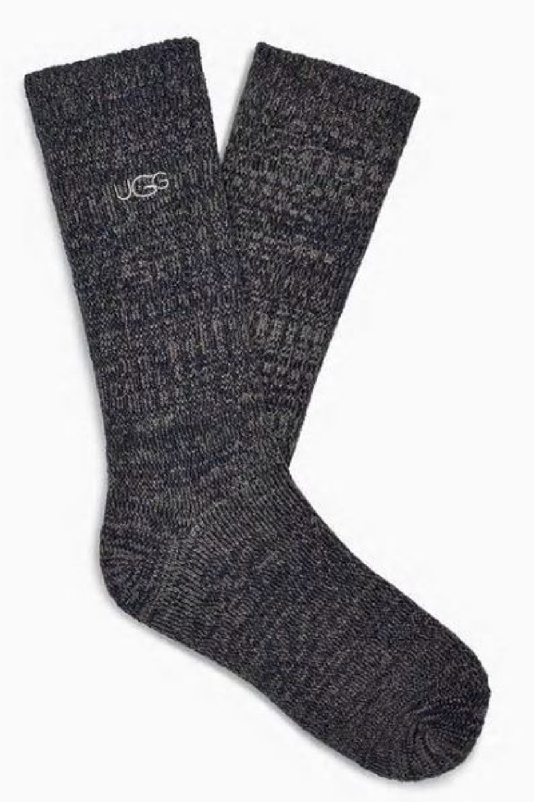 Ugg Trey Rib Men's Crew Socks - Main Image