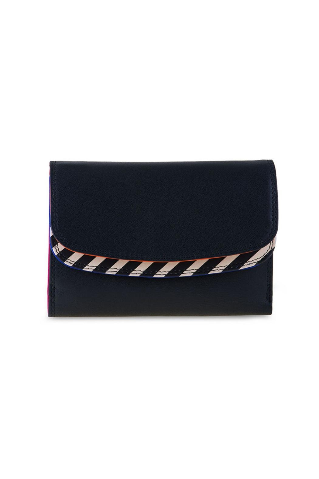 mywalit Tri-Fold Double Flap Wallet - Main Image