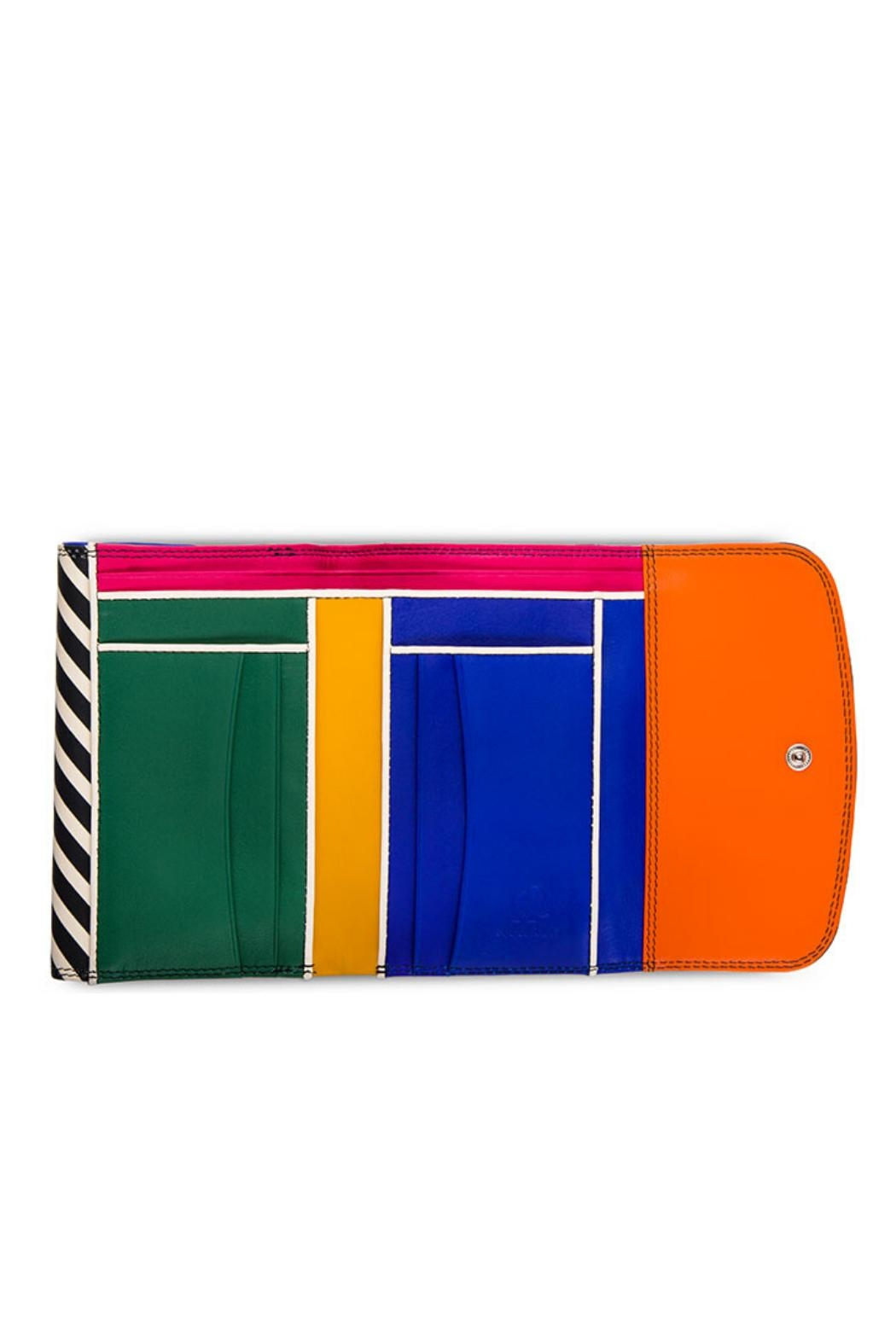 mywalit Tri-Fold Double Flap Wallet - Side Cropped Image