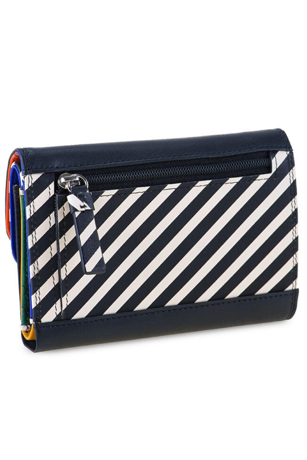 mywalit Tri-Fold Double Flap Wallet - Front Full Image