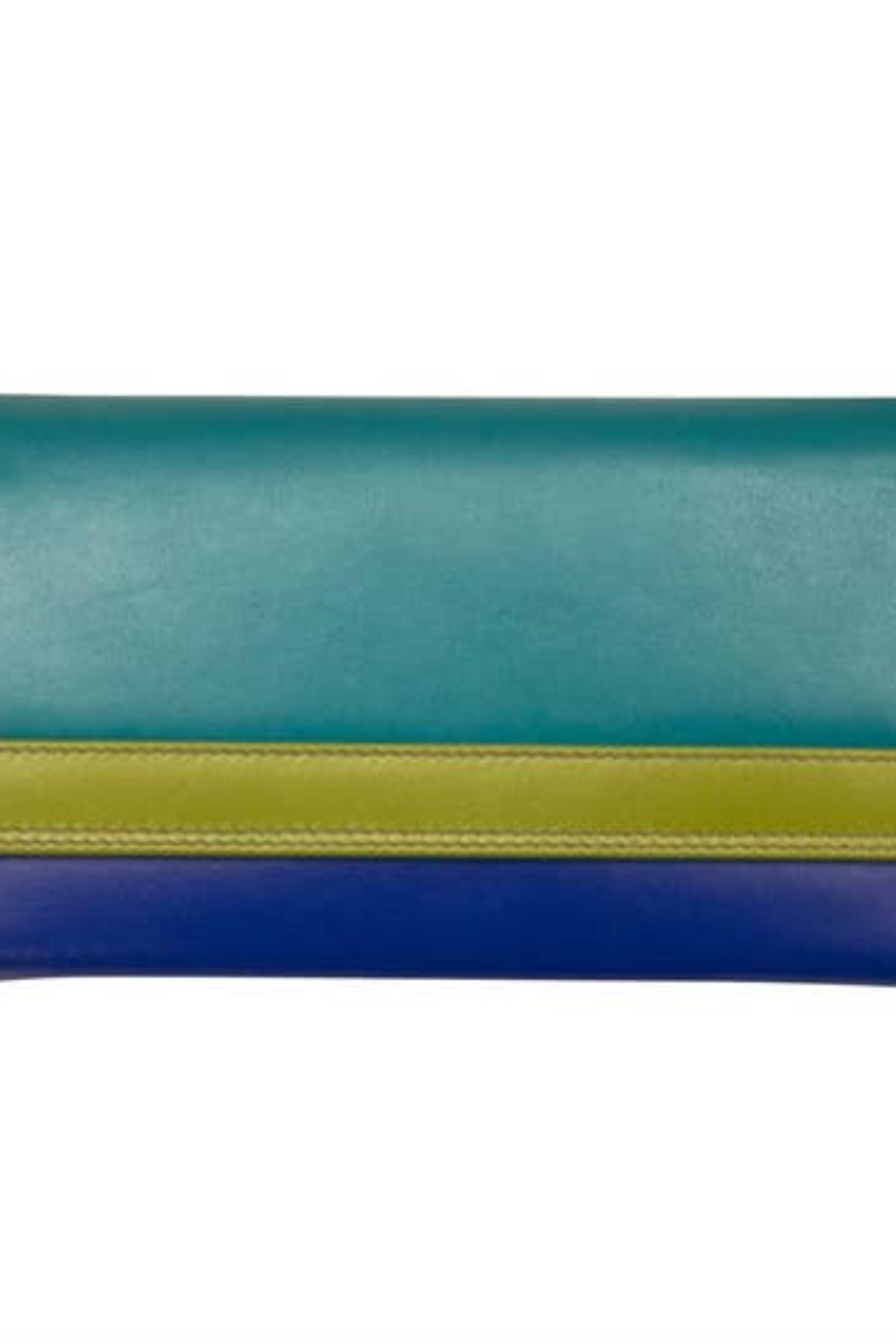 ILI Tri -Fold Leather Wallet - Front Cropped Image