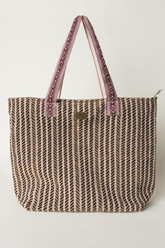 O'Neill Tri-Tone Woven Tote - Product List Image
