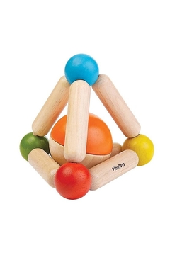 Plan Toys Triangle Clutching Toy - Alternate List Image