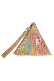 Spicer bags Triangle Cork Pouch - Product Mini Image