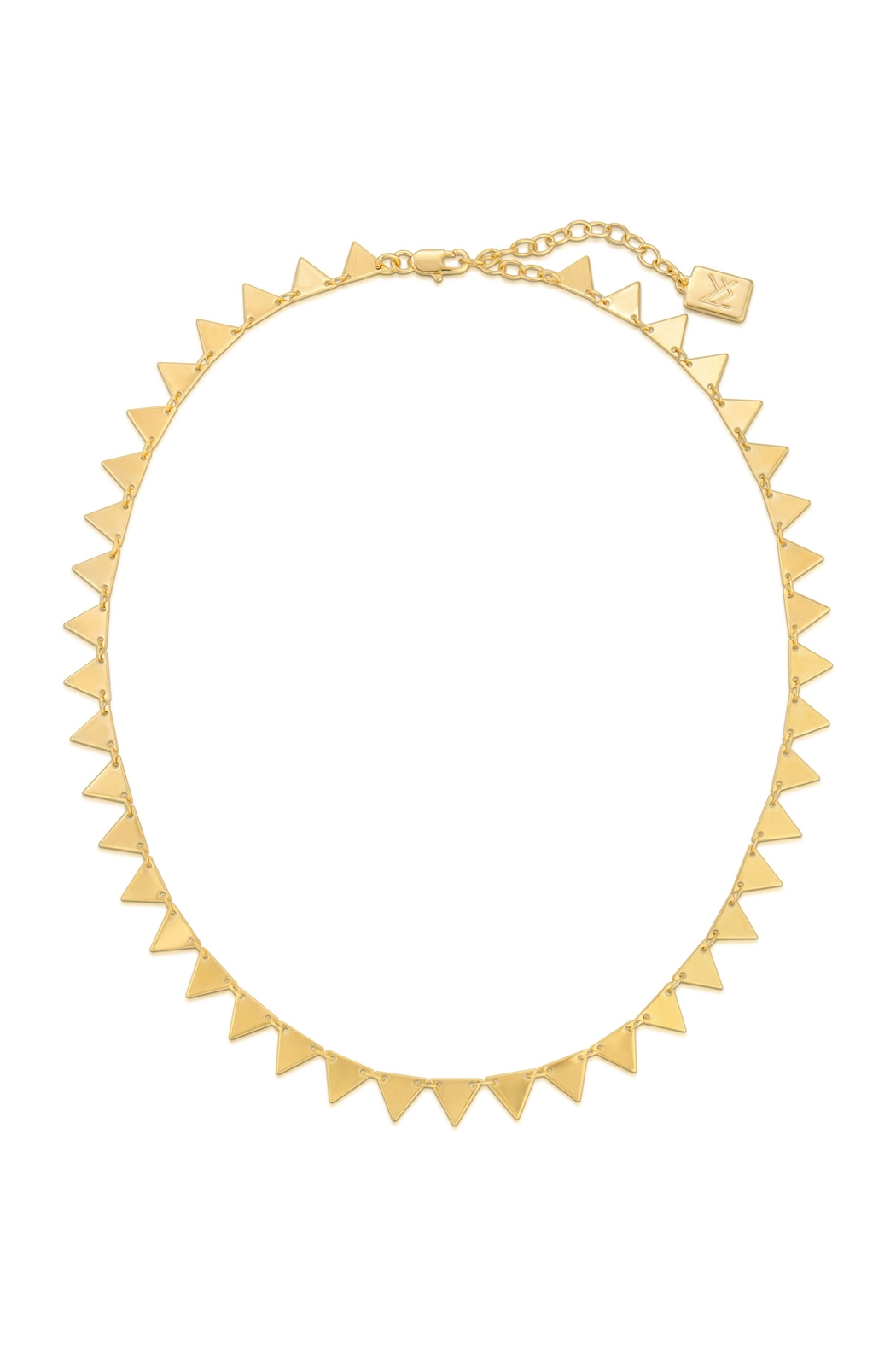 Miranda Frye Triangle Kylee Necklace - Front Cropped Image