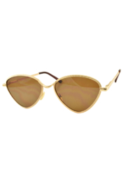 R+D Hipster Emporium  Triangle Retro Sunglasses - Front cropped