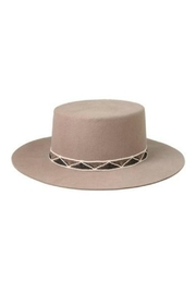 Olive & Pique Tribal Band Boater - Product Mini Image