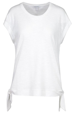Shoptiques Product: Basic Tee With Side Ties