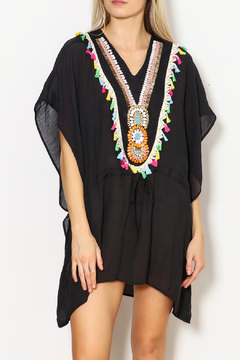 Shoptiques Product: Tribal Beaded Cover Up