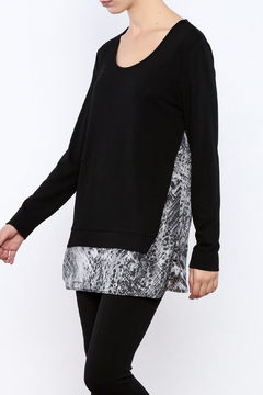 Shoptiques Product: Black Sweater