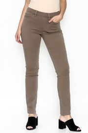 Tribal Brushed Jeggings - Product Mini Image