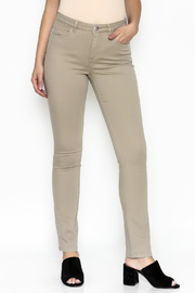 Tribal Brushed Twill Jeans - Front cropped