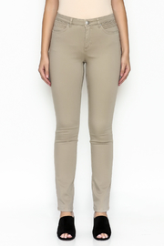 Tribal Brushed Twill Jeans - Front full body