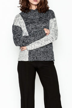 Tribal Bulky Cowl Sweater - Product List Image